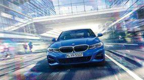 ALWAYS FORWARD. Die neue BMW 3er Limousine.