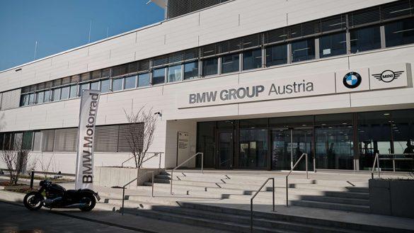 Campus Salzburg außen